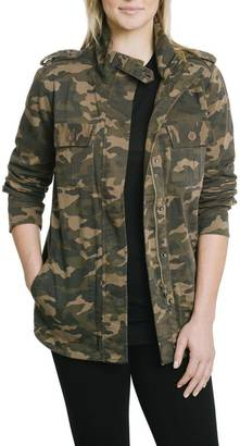 Kersh Camo Jacket $124 thestylecure.com