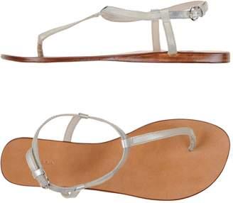 P.A.R.O.S.H. Toe strap sandals