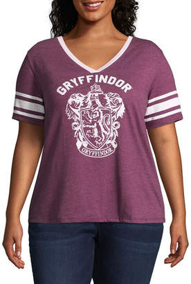 BIO Harry Potter Gryffindor Tee - Juniors Plus
