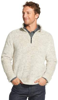 G.H. Bass Men's Fleece Pullover