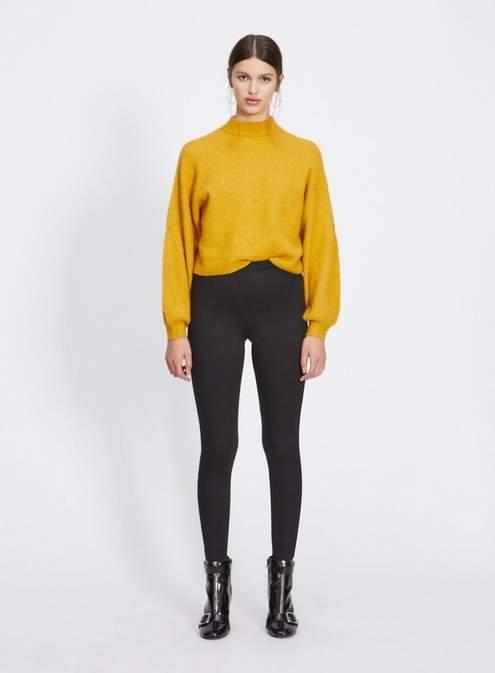 Steffi super high waist black jeggings