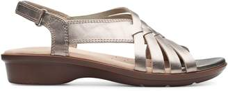 Clarks Collection By Loomis Cassey Leather Sandals