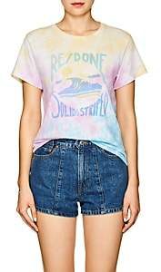 Solid & Striped x RE/DONE Women's Tie-Dyed Cotton T-Shirt