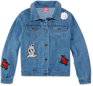 Princess Girls DISNEY PRINCESS Disney Denim Jacket