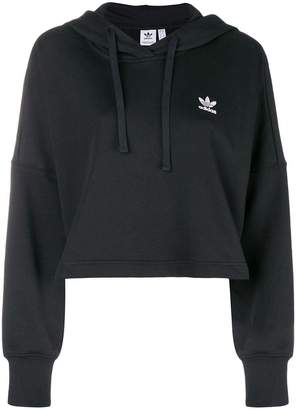 adidas Styling Complements cropped hoodie