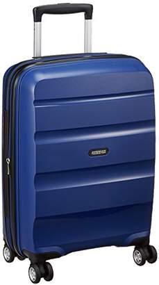American Tourister (アメリカン ツーリスター) - [アメリカンツーリスター] スーツケース BON AIR DLX EXP ボンエアー デラックスエキスパンダブル スピナー55 無料預入受託サイズ 保証付 37L 55cm 2.9kg AS3*61001 61 ミッドナイトネイビー