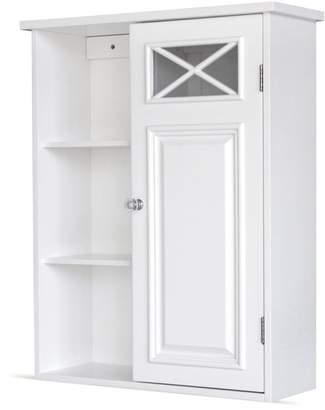 Elegant Home Fashions Dawson Wall Cabinet