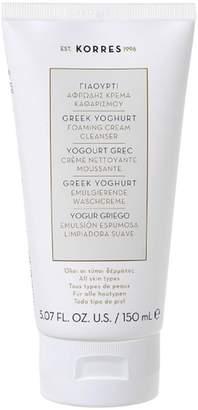 Korres Greekyogurt Foaming Creamcleanser