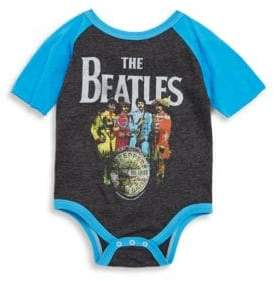 Rowdy Sprout Baby's Beatles Sgt Pepper Raglan Bodysuit