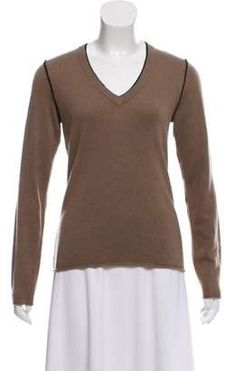 Magaschoni Cashmere Knit Sweater w/ Tags