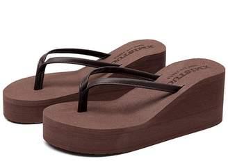 276541683b82cf AVENBER Women s Thong Flip Flops Sandals Summer Beach Flats Slippers Arch  Support