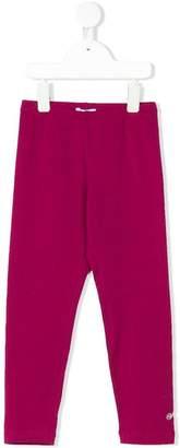MonnaLisa logo embellished leggings