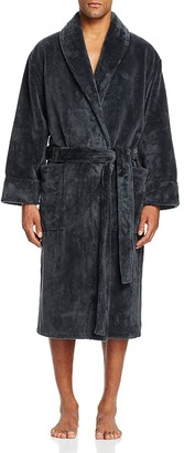 Daniel Buchler Mosaic Textured Robe $98 thestylecure.com