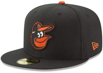 New Era Baltimore Orioles Batting Practice Diamond Era 59FIFTY Cap