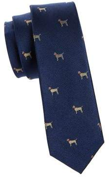 Lauren Ralph Lauren Boy's Labrador Silk Tie