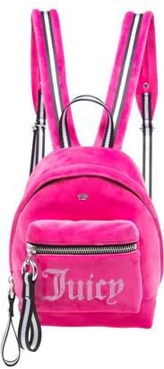 Juicy Couture Juicy Velour Robertson Mini Backpack