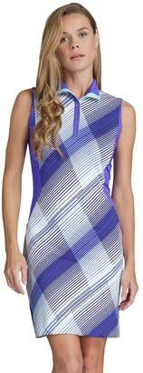 Women's Tail Patterned Golf Dress