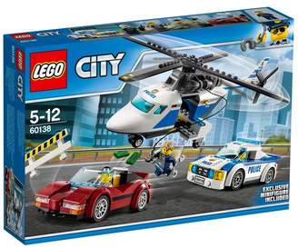 Lego High-speed Chase
