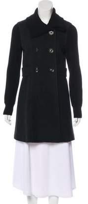 Theory Short Knit Coat