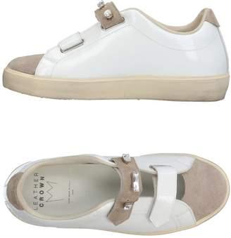 Leather Crown Low-tops & sneakers - Item 11380845UI