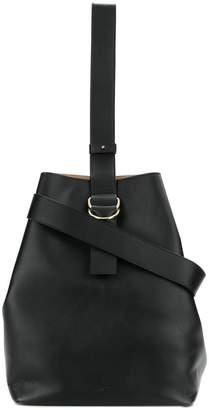 Jil Sander Navy bucket bag