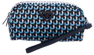 Prada Nylon Cosmetic Bag