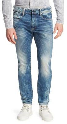 G StarG-Star RAW Slim-Fit Whisker Jeans