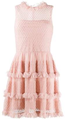 RED Valentino tulle tiered dress