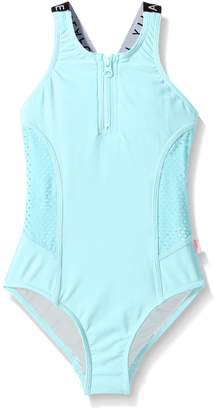 Seafolly Big Girls' Summer Essentials Tank