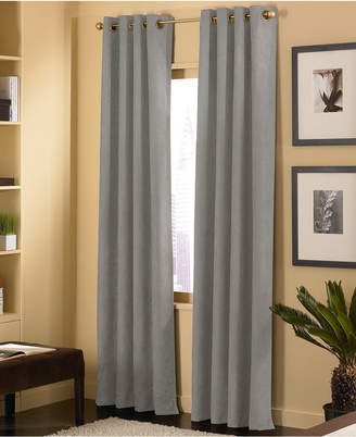 """CHF CLOSEOUT! Cameron Faux-Suede 50"""" x 84"""" Panel"""