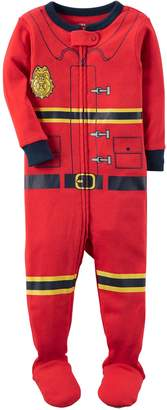 Carter's Boys' 12 Months-5T 1-Piece Snug Fit Cotton Pajamas