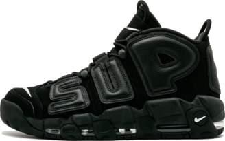 Nike More Uptempo 'Supreme Suptempo' - Black/White