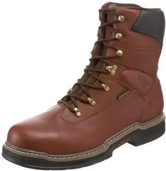 Wolverine W04822 Men's Buccaneer Steel-Toe EH Waterproof Work Boot - 10.5 3E US