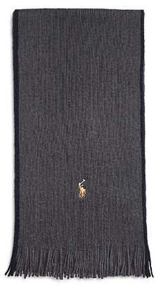 Polo Ralph Lauren Classic Lux Merino Wool Scarf