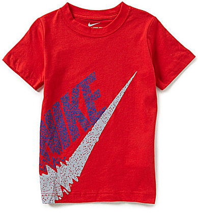 Nike Baby Boys 12-24 Months Tech Mezo Futura Short-Sleeve Tee