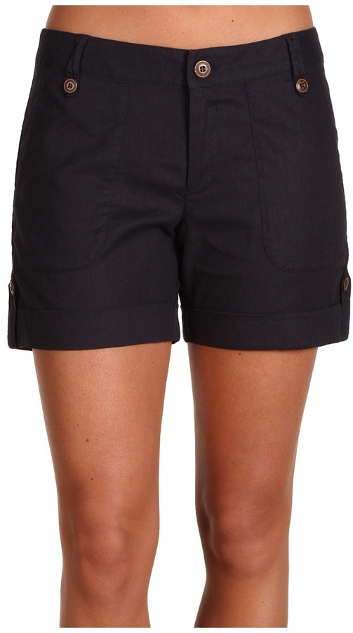 Patagonia Island Hemp Short (Blueblack) - Apparel