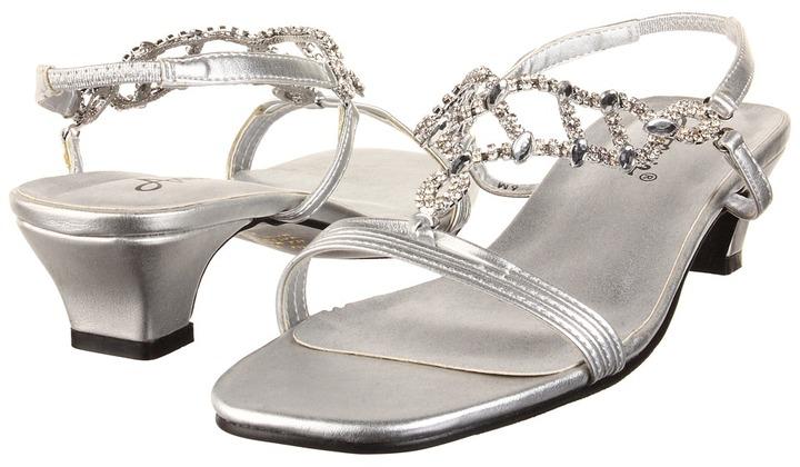 Annie Allison (Silver) - Footwear
