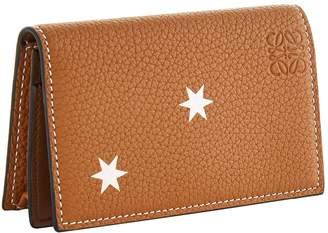 Loewe Star Business Card Holder