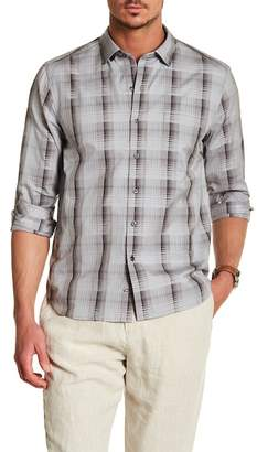 Tommy Bahama Shadow Ridge Trim Fit Shirt