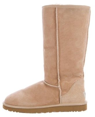 UGG Australia Classic Tall Boots $125 thestylecure.com
