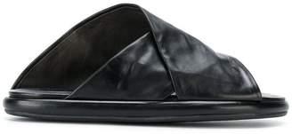 Marsèll cross-over strap sandals