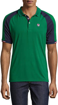 Fila Heritage Spread Collar Polo