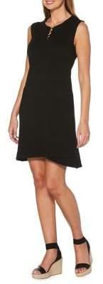 Rafaella Petite Embellished Bar Shift Dress