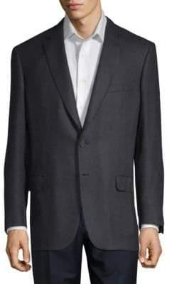 Brioni Tonal Herringbone Jacket