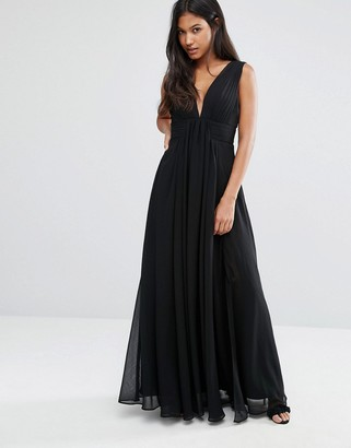 Fame and Partners Valencia Maxi Dress $154 thestylecure.com