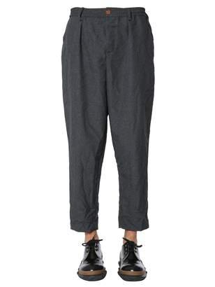 Marni Trousers With Elastic Waistband