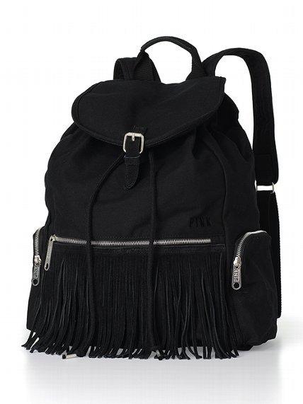 Victoria's Secret PINK Fringe Backpack