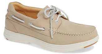 Samuel Hubbard New Endeavor Moc Toe Boat Shoe