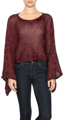Dc Knits Metallic Sweater