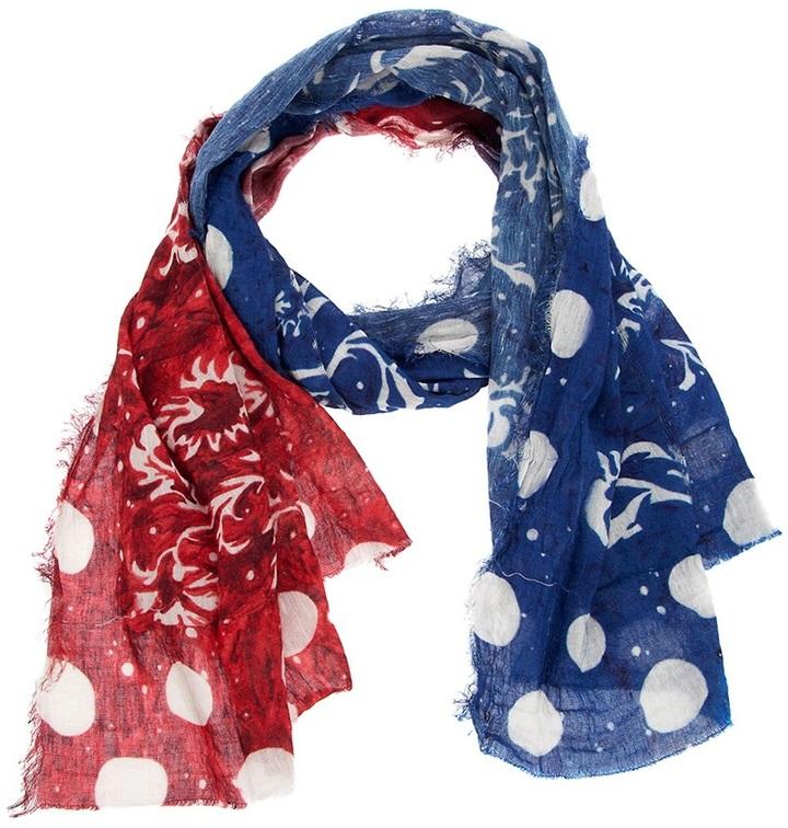 U-NI-TY Printed scarf